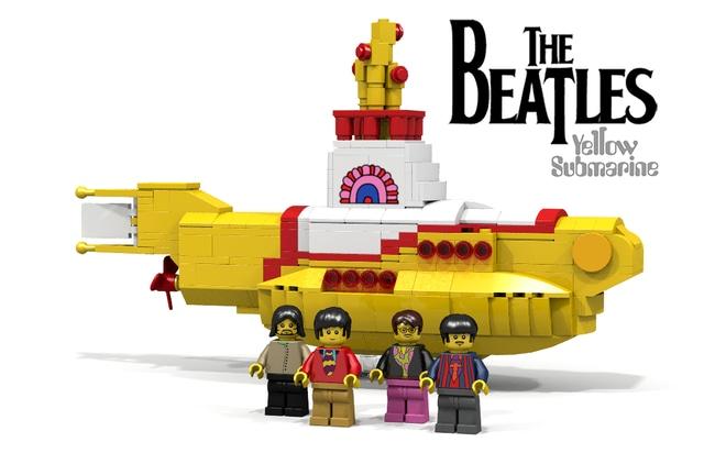 LEGO annuncia i prossimi due set Ideas, e sì, uno è dedicato ai The Beatles! (foto)