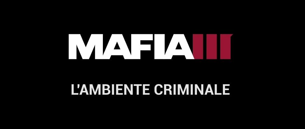 Mafia III ci mostra l'ambiente criminale nel nuovo trailer in italiano