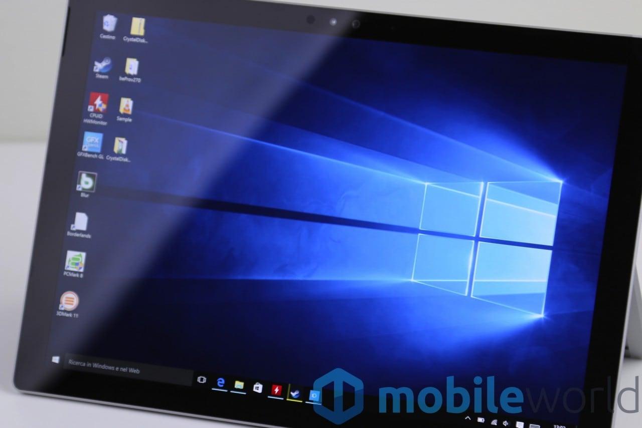 I futuri Surface Pro 5 potrebbero avere SSD da 512GB e schermo 4K