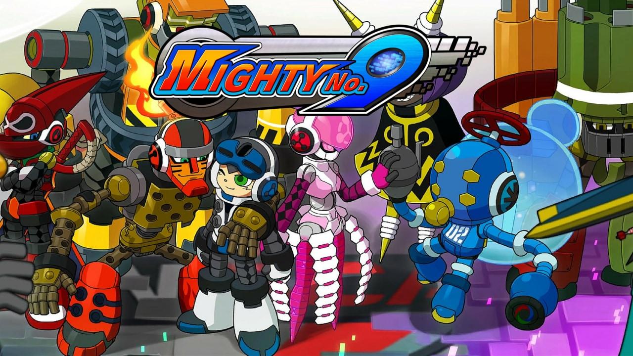 Recensione Mighty No. 9