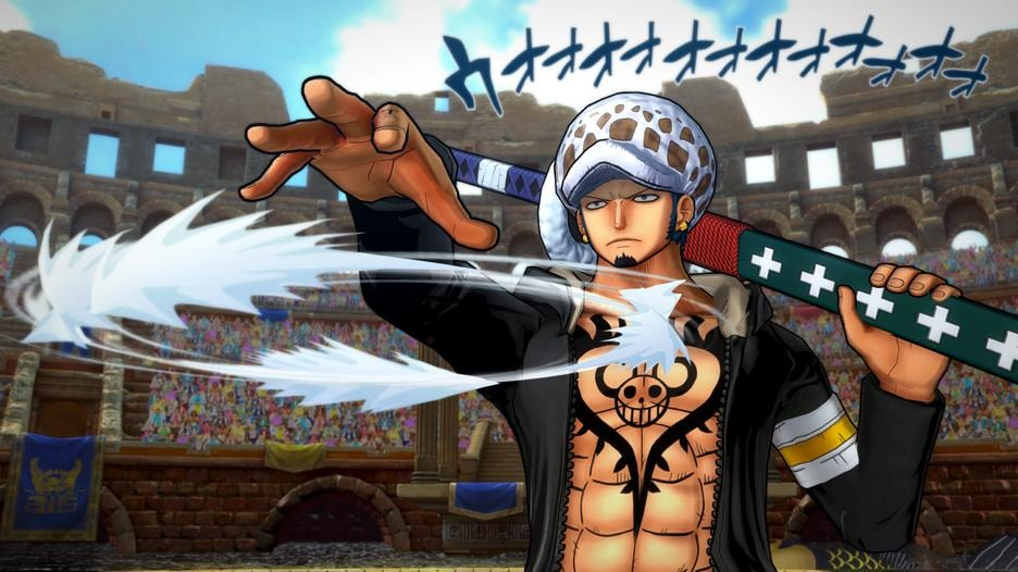 One Piece Burning Blood (6)