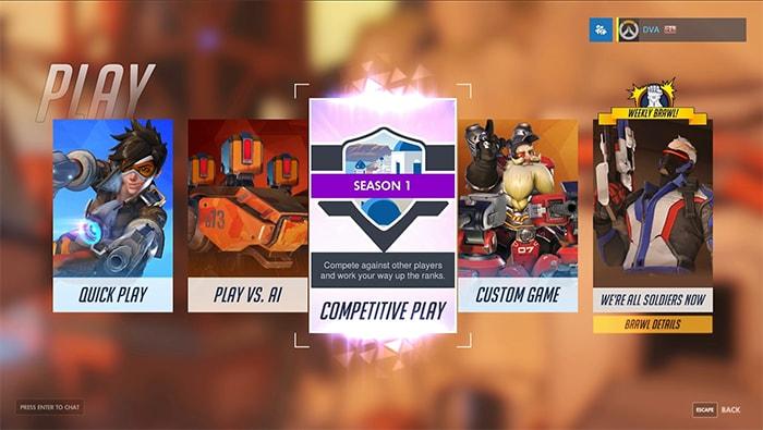 Partita Competitiva