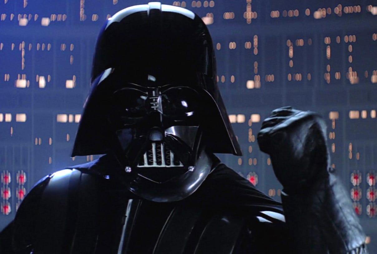 Rogue One Darth Vader