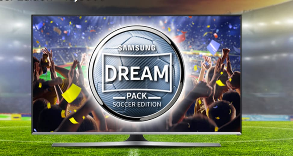 Samsung DREAM PACK Soccer Edition_1