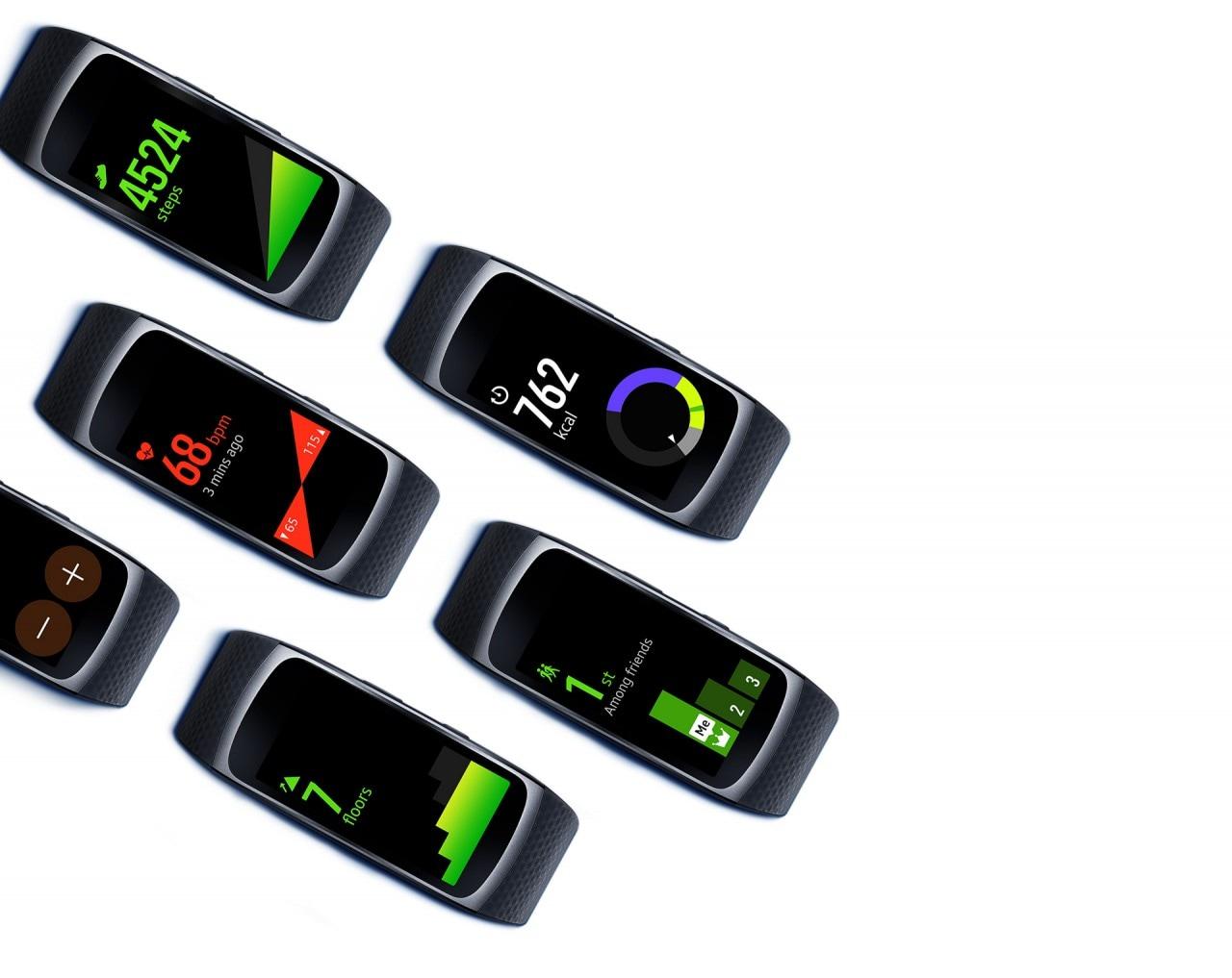 Samsung Gear Fit 2 caratterisiche uscita prezzo_9