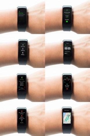 Samsung Gear Fit 2 schermate_6