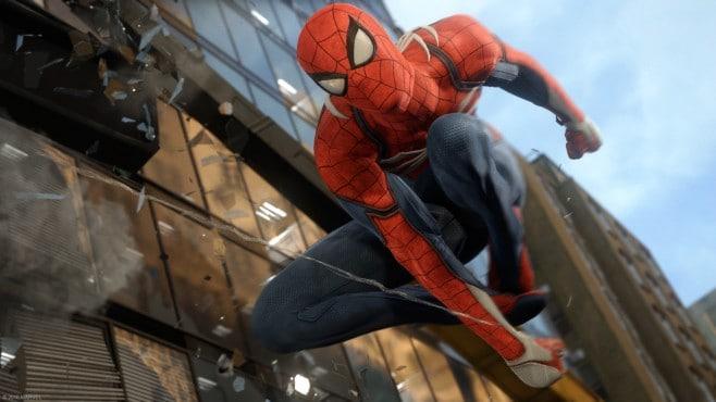 Spider-Man PS4 E3 2016 - 1