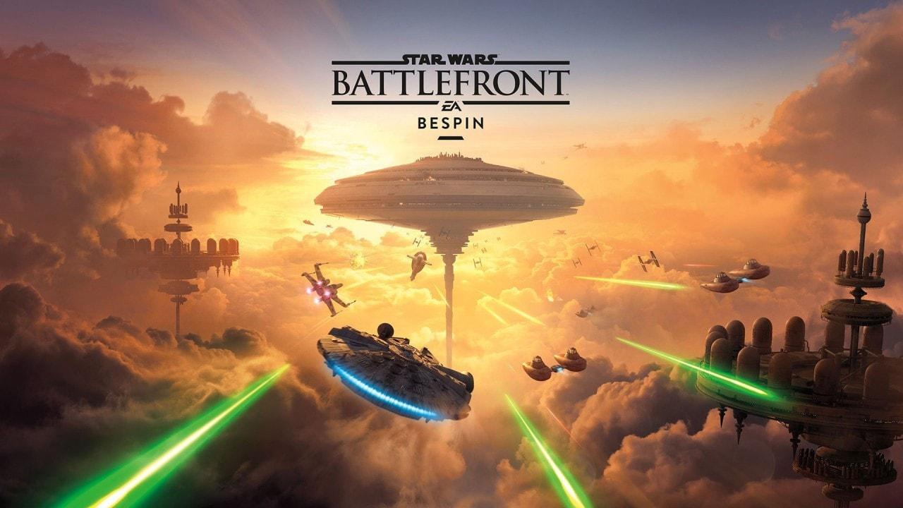 Star Wars Battlefront ci porta nella Città delle Nuvole con l'espansione Bespin (video)