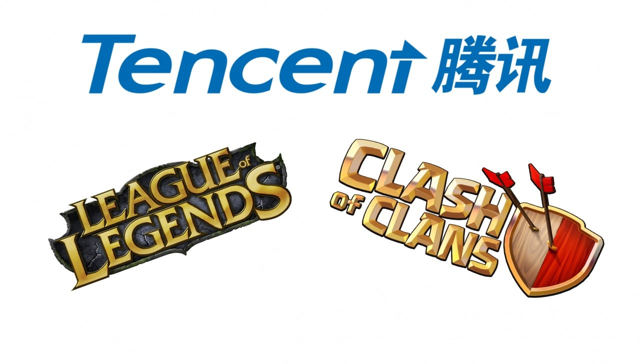Tencent Clash of Clans