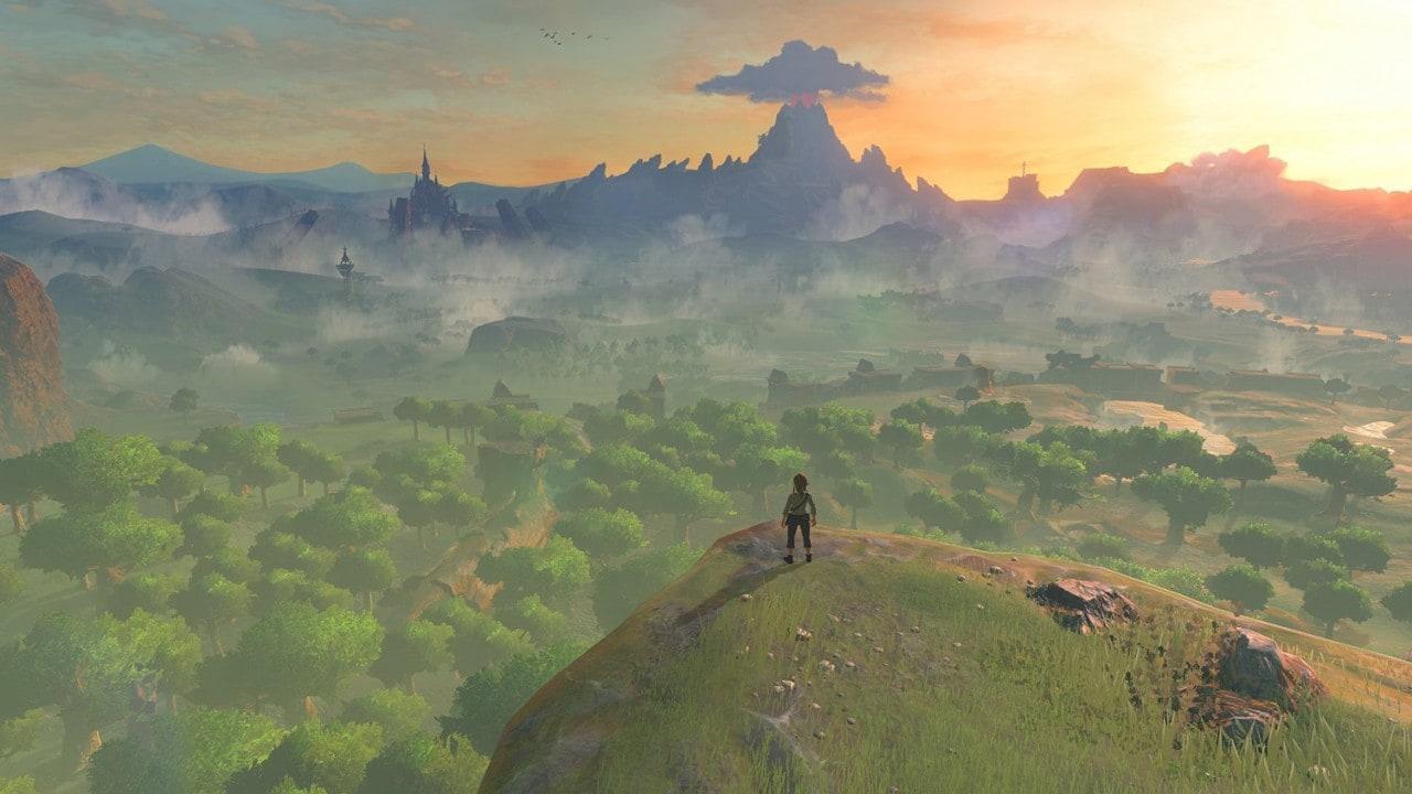 The Legend of Zelda: Breath of the Wild è bellissimo nel nuovo trailer