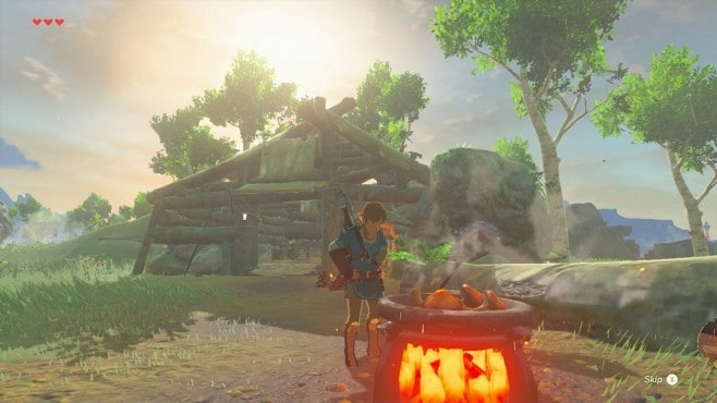 The Legend of Zelda Breath of the Wild (5)