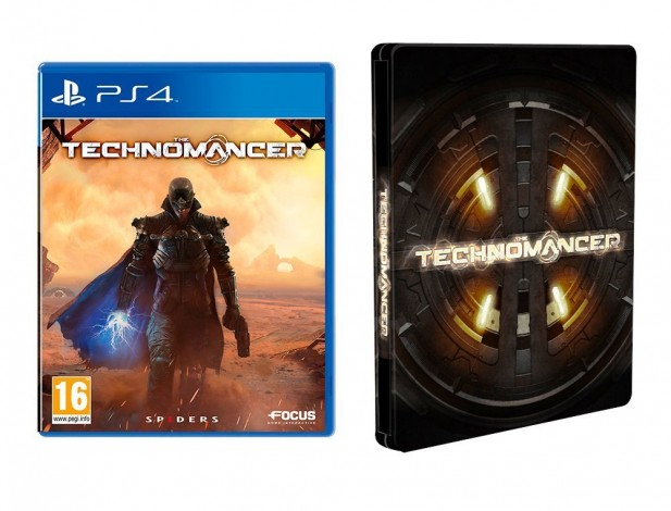 The Technomancer BOX