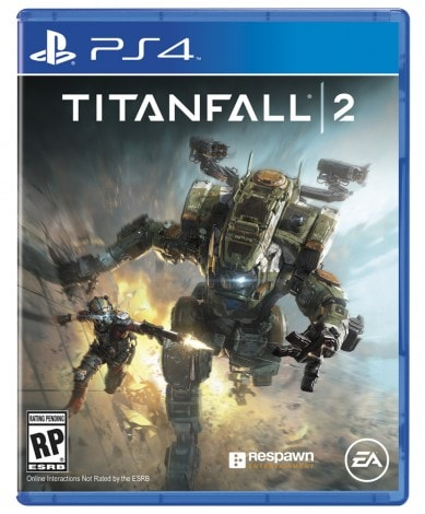 Titanfall 2 Cover - 2