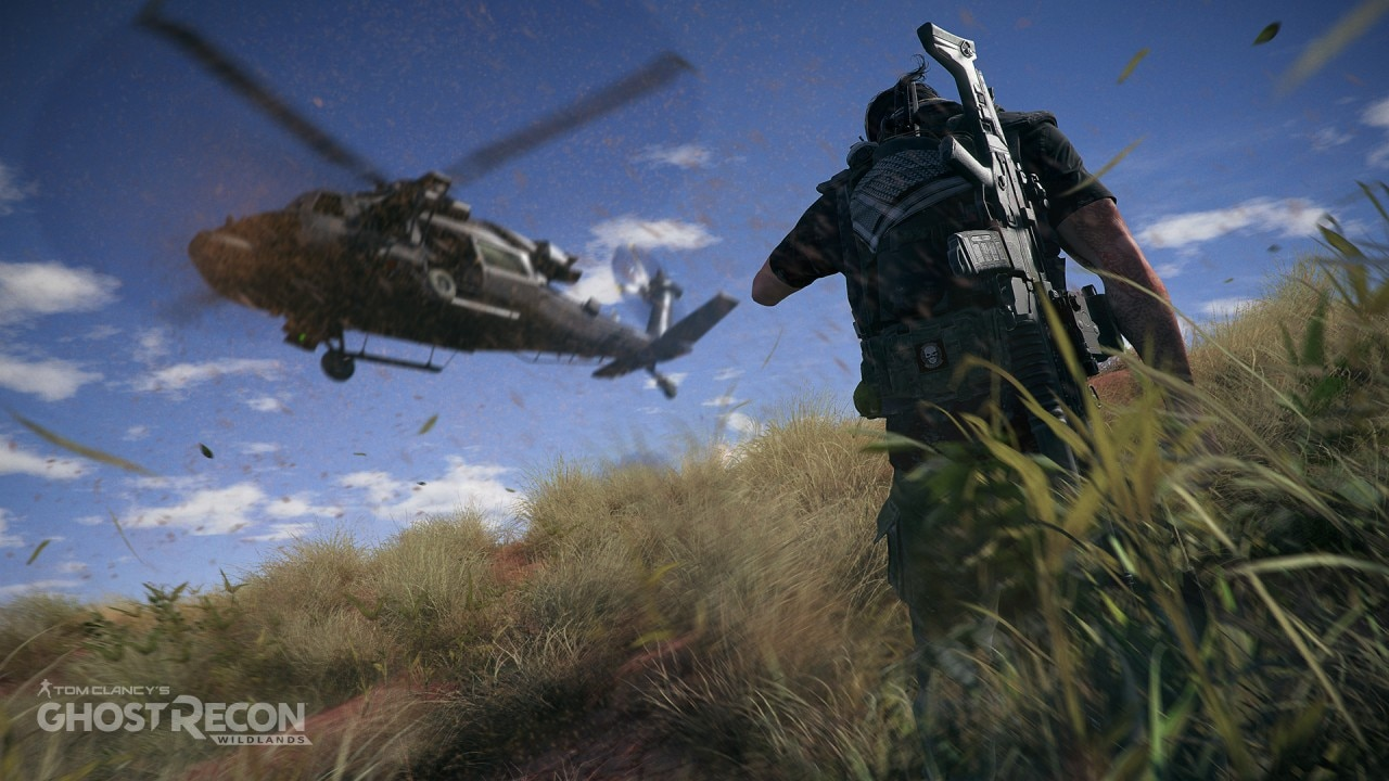 Tom Clancy's Ghost Recon Wildlands - 3