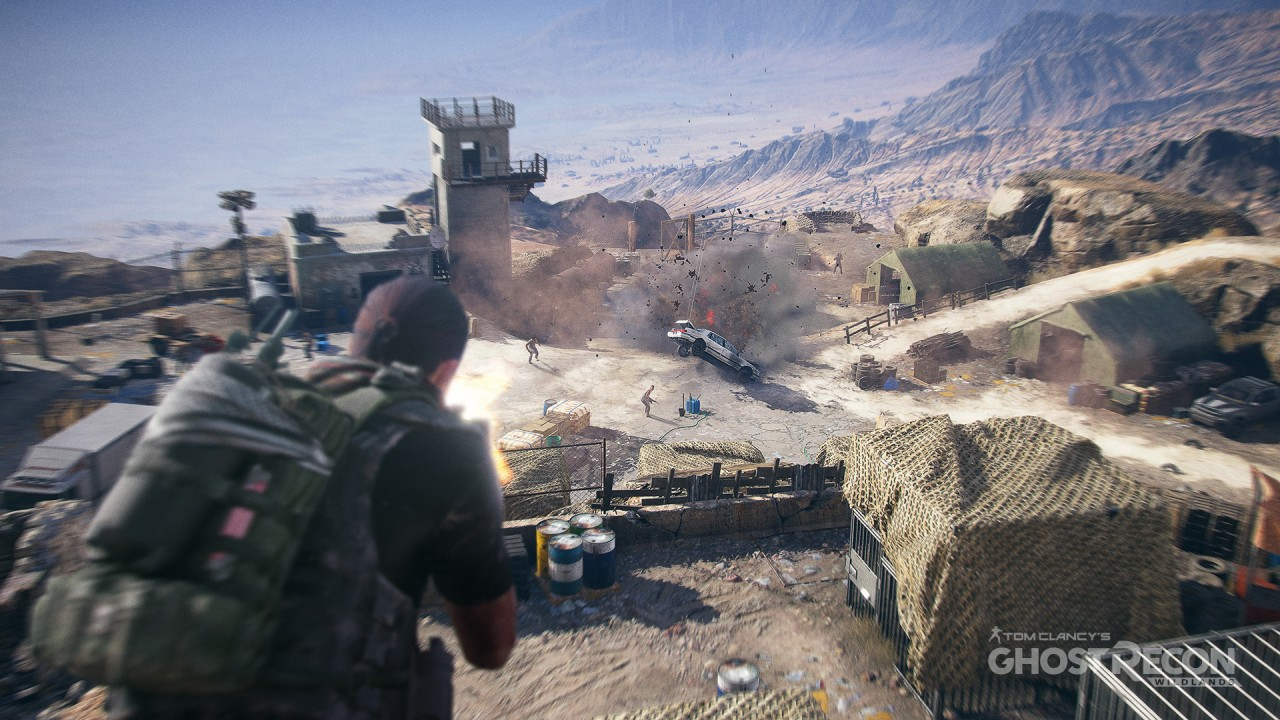 Tom Clancy's Ghost Recon Wildlands - 7