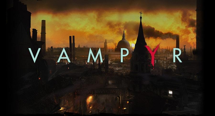 Dagli autori di Life Is Strange, ecco Vampyr (video)