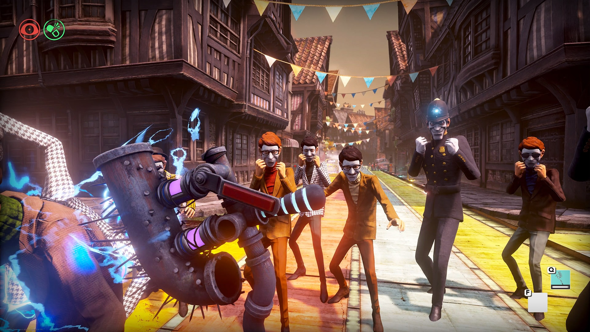 We Happy Few – 12