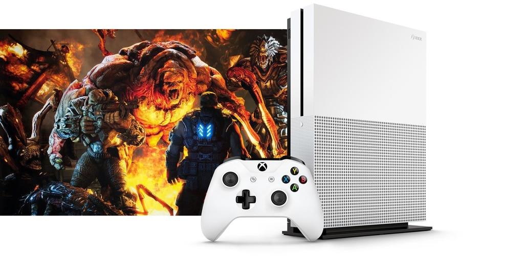 Xbox One Slim Title