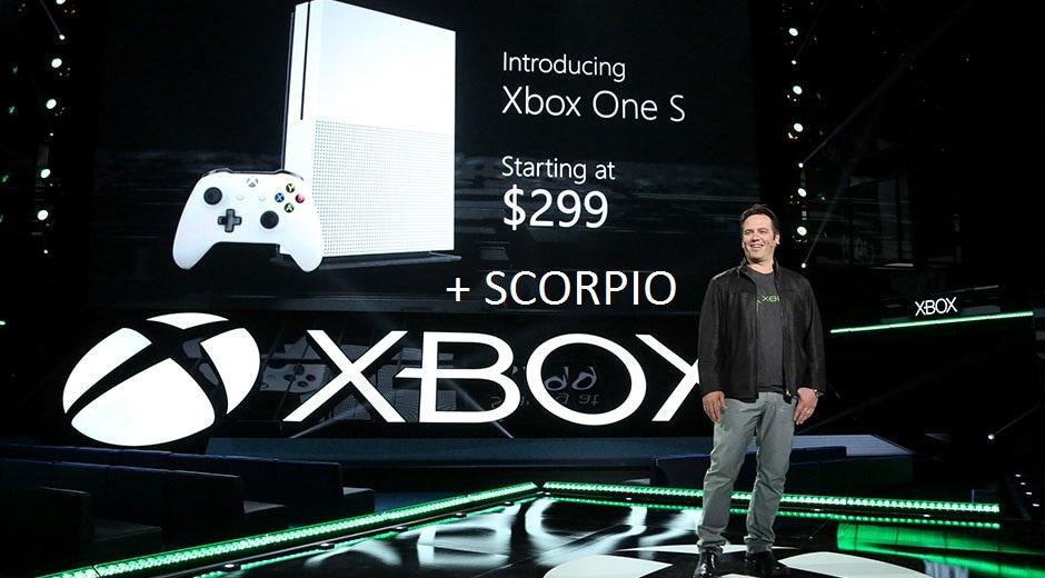 Xbox Scorpio: niente distrazioni dalla realtà virtuale