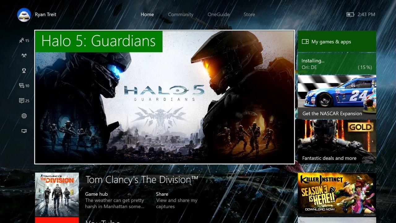Xbox Summer Update: sulla vostra One sono in arrivo Cortana, Windows Store e molto altro (video)