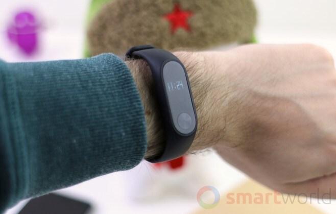Xiaomi Mi Band 2 - 6