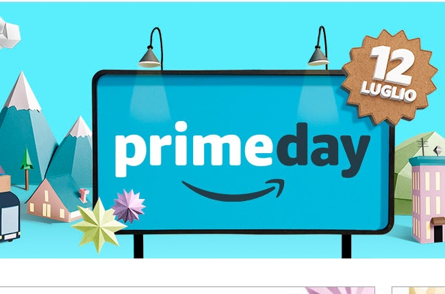 Amazon Prime Day 2016: data fissata il 12 luglio, con ben 100.000 promozioni