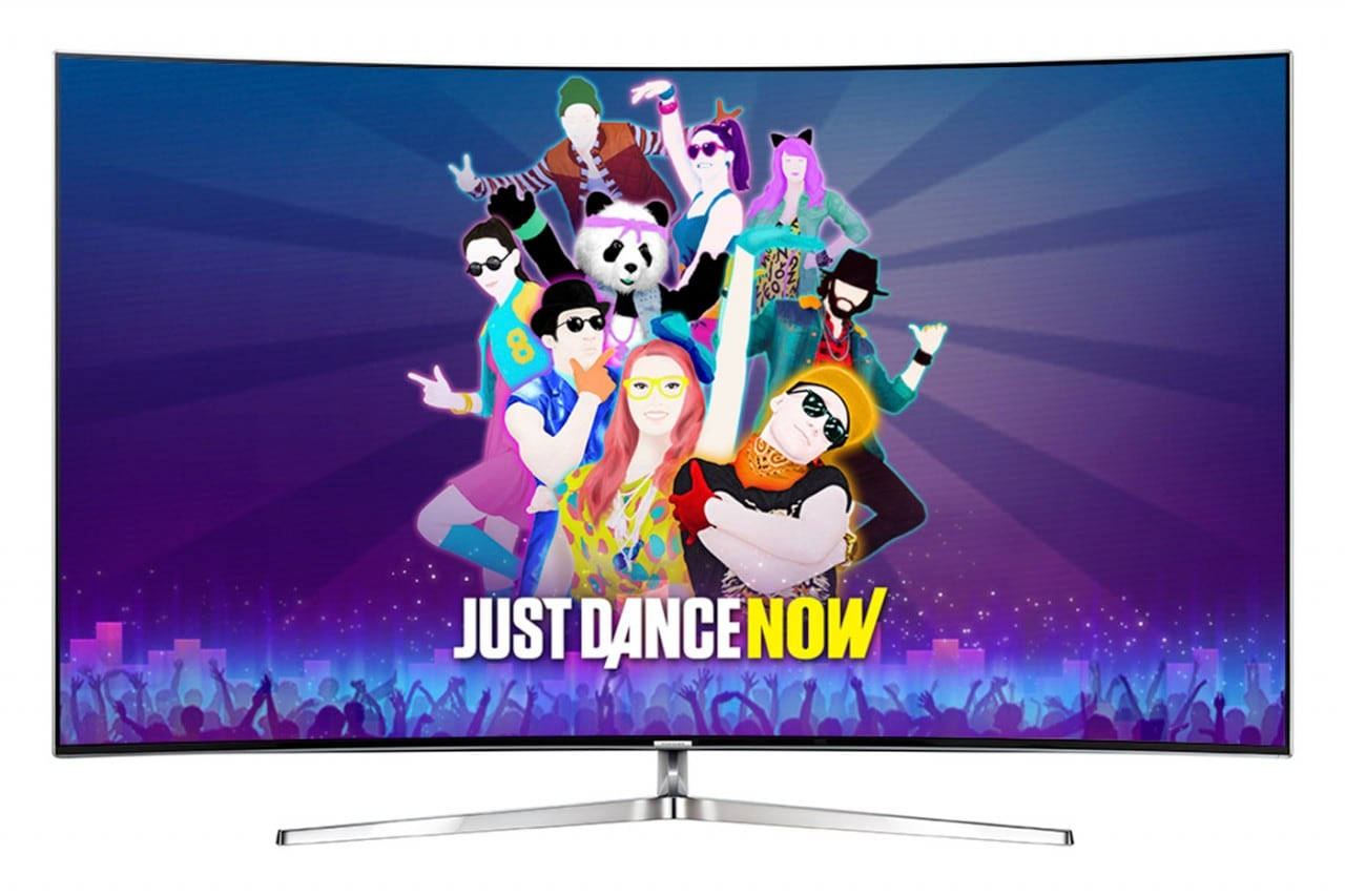 Just Dance Now arriva anche sulle smart TV Samsung (video)