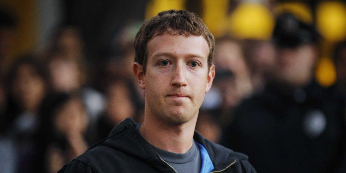 Gli account social di Mark Zuckerberg sono stati violati