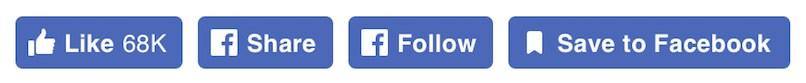 nuovi pulsanti social facebook 2