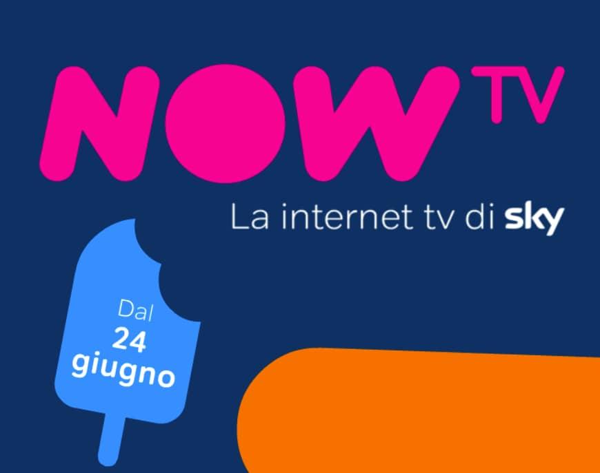 Sky Online diventa Now TV anche in Italia: uscita fissata per la prossima settimana