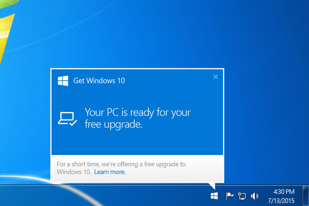 windows 10 upgrade gratuito