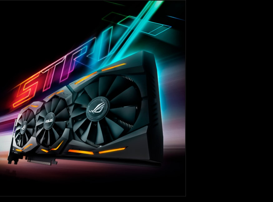 ASUS Radeon RX 480 Strix: ecco la custom con LED RGB e dissipatore potenziato