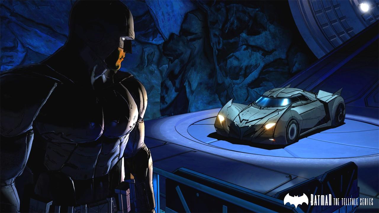 BATMAN – The Telltale Series copertina