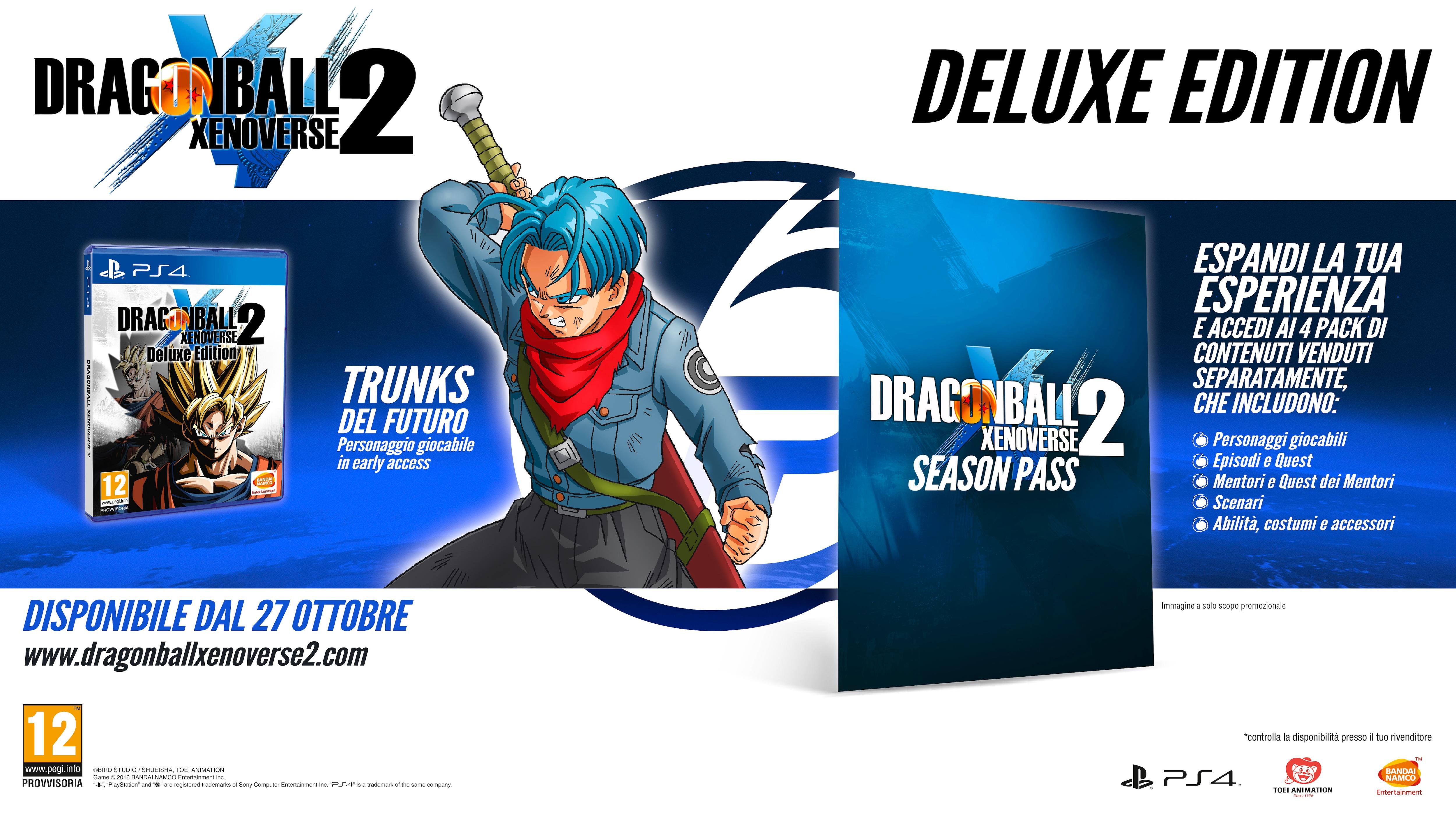 DRAGON BALL Xenoverse 2 Special Edition (2)