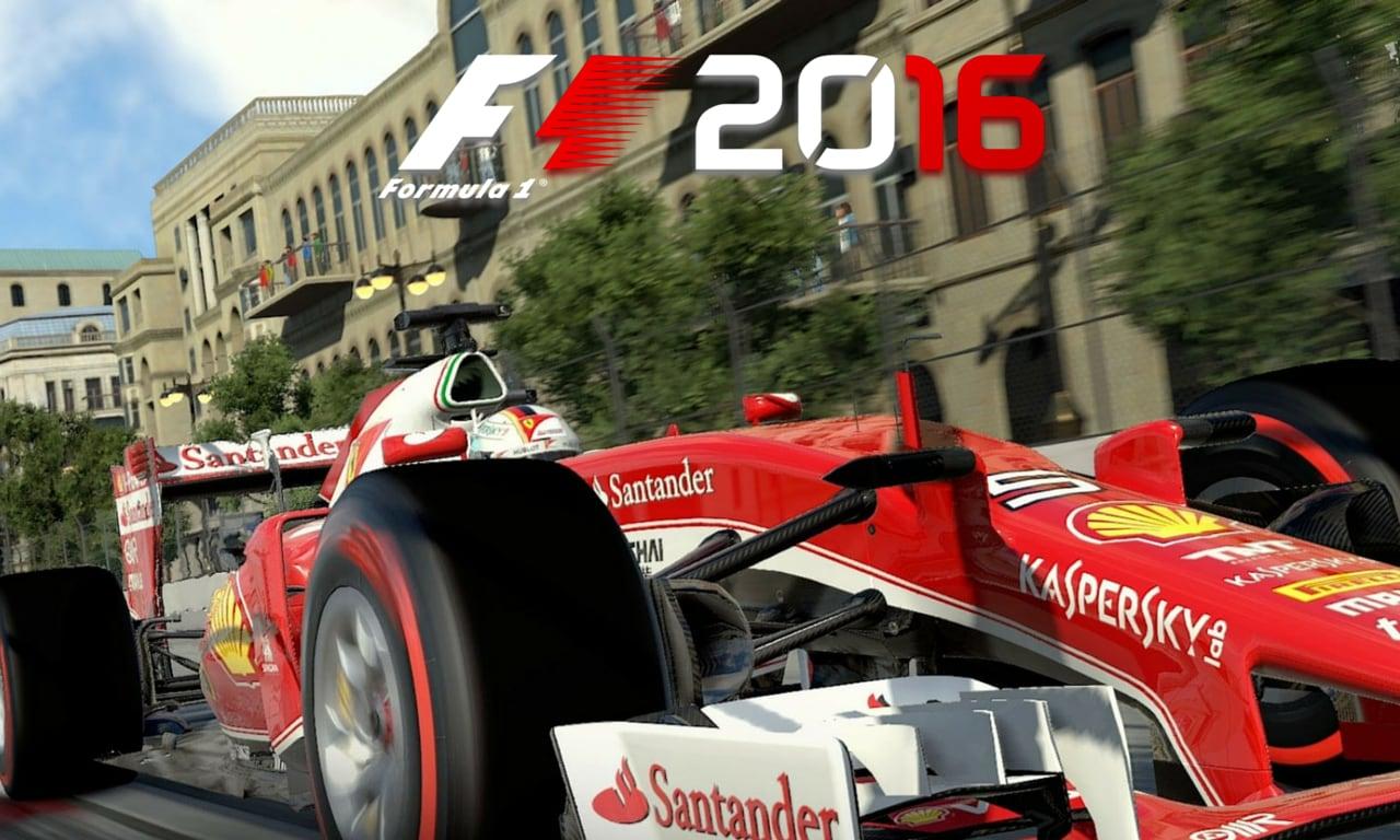 F1 2016 disponibile da oggi per PC Windows, PlayStation 4 e Xbox One (video)
