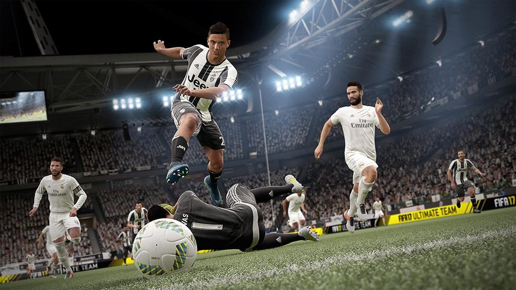 FIFA 17 si mostra nuovamente in uno spettacolare trailer (video)