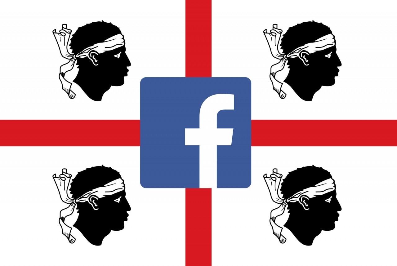 Facebook in Sardo