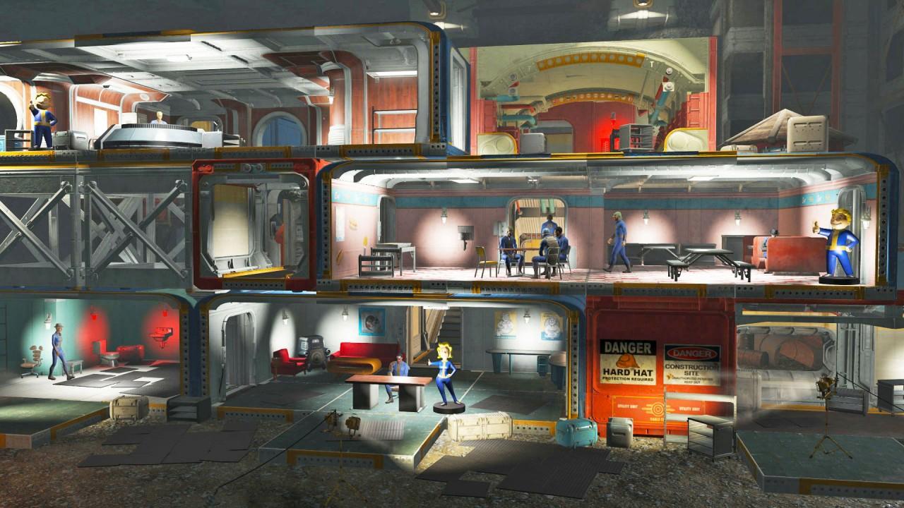 Fallout 4 diventerà un po' Fallout Shelter a breve (video)