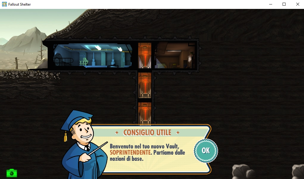 Fallout Shelter PC Screenshot