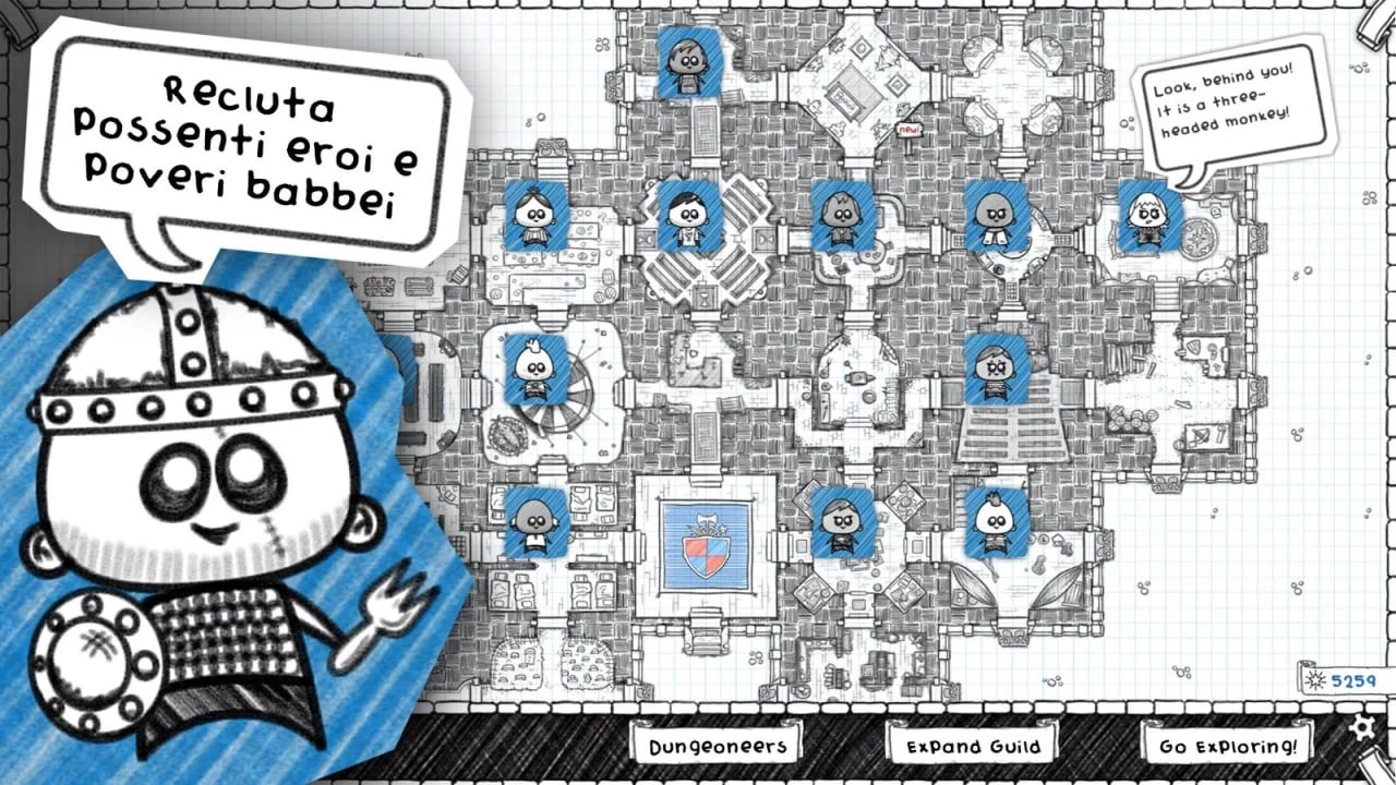 Guild of Dungeoneering - 11