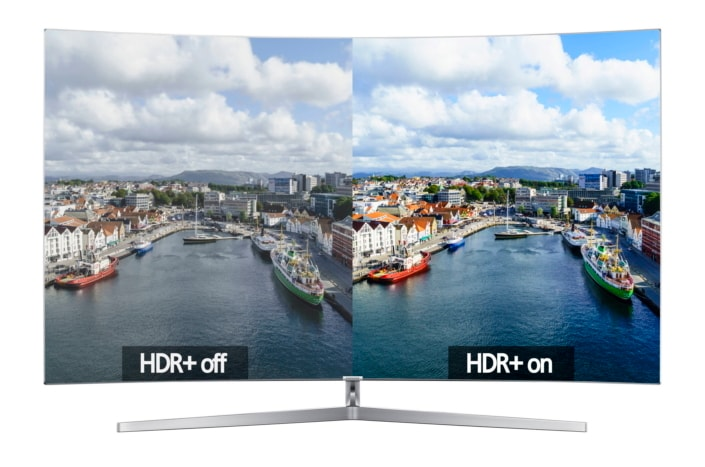 Samsung annuncia l'arrivo dell'HDR+ sui TV SUHD con un aggiornamento firmware