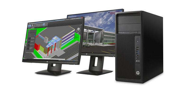 HP Z240 i7 6700k