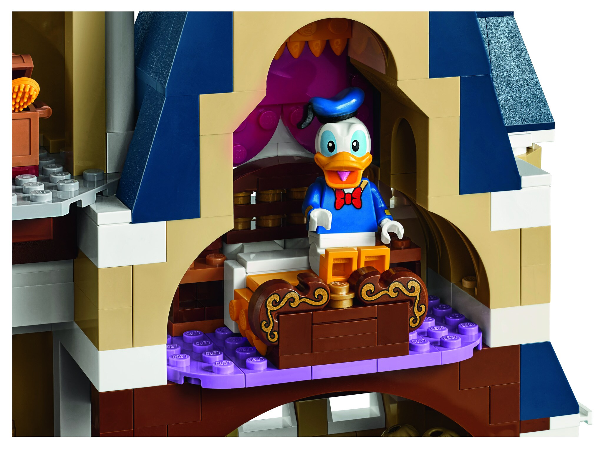 LEGO 71040 The Disney Castle dettagli – 7