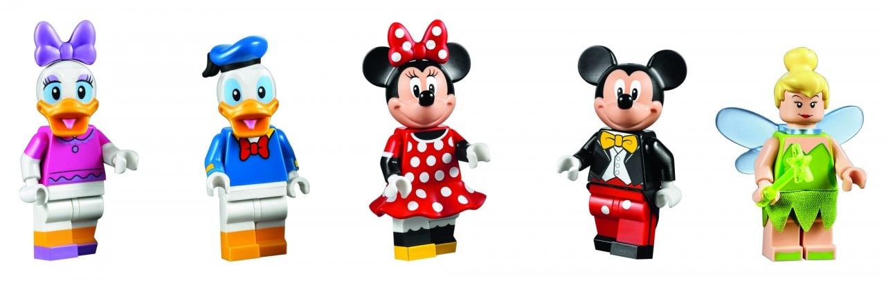 LEGO 71040 The Disney Castle minifigure - 6