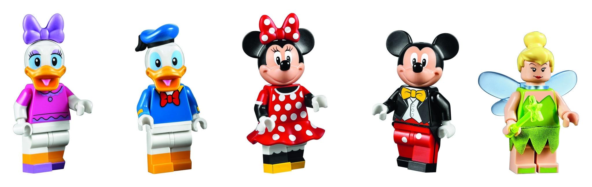 LEGO 71040 The Disney Castle minifigure – 6