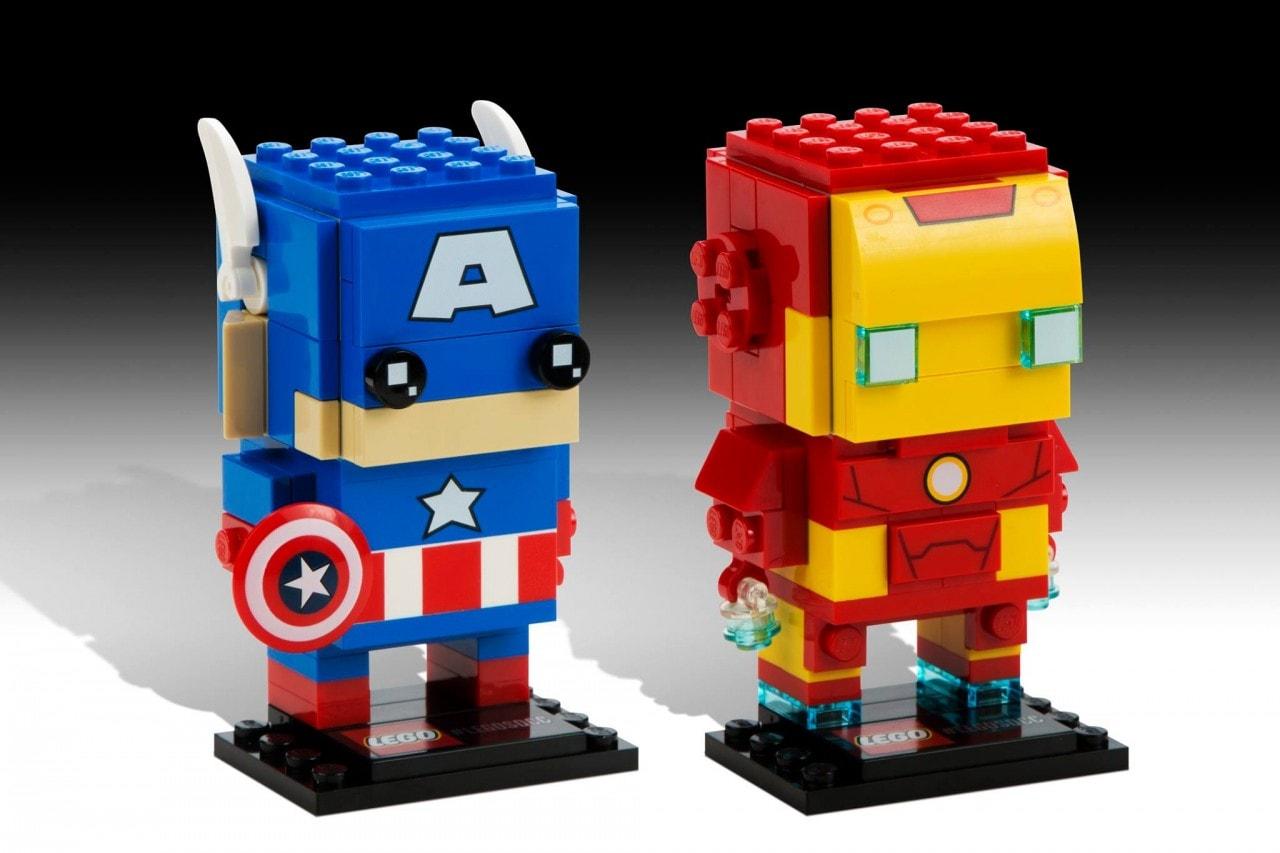 Batman, Superman, Iron Man e altri supereroi arrivano in versione LEGO per il Comic-Con (foto)