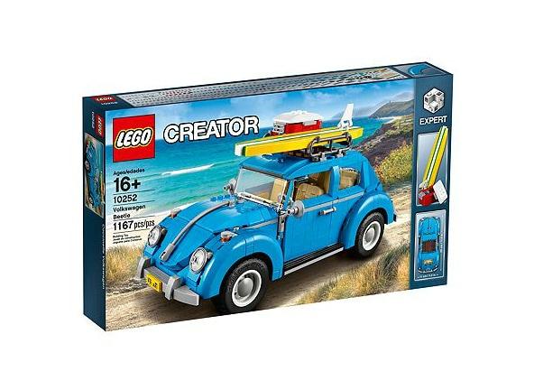 LEGO Maggiolino Volkswagen: disponibile sullo shop per i VIP, presto per tutti  (foto)