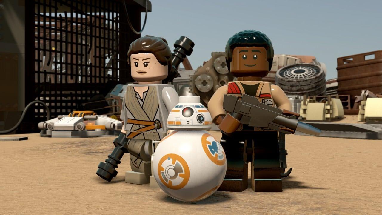 LEGO Star Wars Il Risveglio della Forza Screenshot - 30