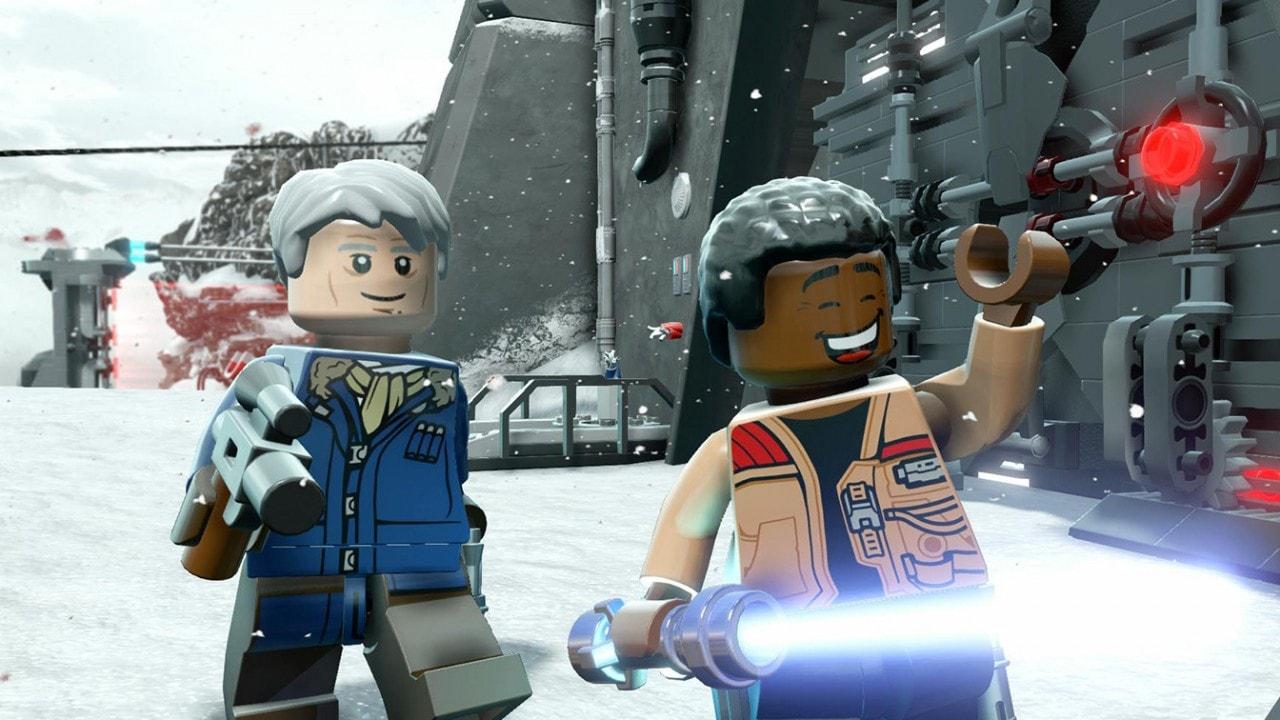 LEGO Star Wars Il Risveglio della Forza Screenshot - 5