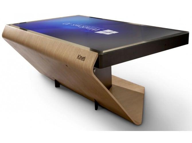 La Table Kineti è un tavolo touch con Windows 10 che costa 5.000€ (video)